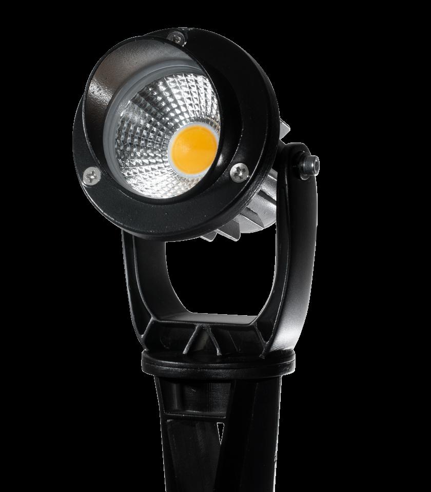 75mm Warm White Spotlight